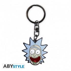 Porte-clés Rick & Morty - Rick