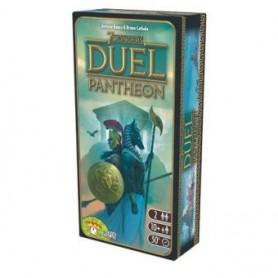 7 Wonders Duel V2 - Panthéon