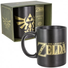 Mug Legend of Zelda - Hyrule Logo