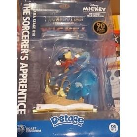 Figurine Disney D Stage Mickey L'Apprenti Sorcier
