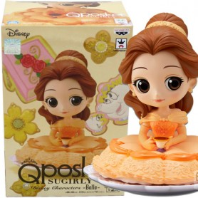 Figurine Disney Qposket - Belle Sugirly