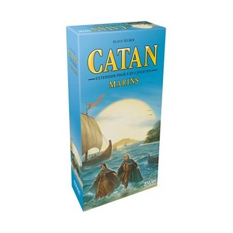 Catan - Marins - 5/6 joueurs