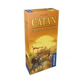 Catan - Villes et Chevaliers - 5/6 joueurs