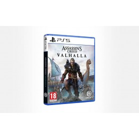 Jeu PS5 - Assassin's Creed Valhalla