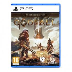 Jeu PS5 - Godfall Ascended Edition