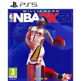 Jeu PS5 - NBA 2K21