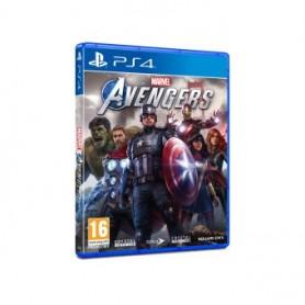Jeu PS4 - Marvel Avengers