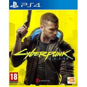 Jeu PS4 / PS5 - Cyberpunk 2077