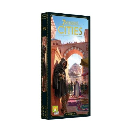 7 Wonders V2 - Cities