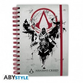 Notebook Assassin's Creed - Legacy