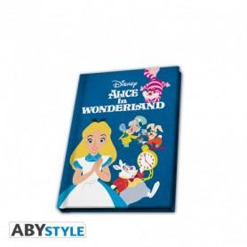 Notebook Alice au Pays des Merveilles