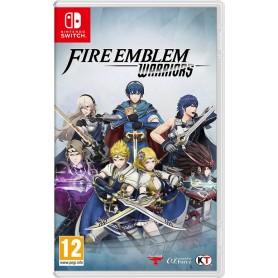 Jeu Nintendo Switch - Fire Emblem Warriors
