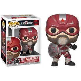 Pop Black Widow - Red Guardian - Figurine à tête oscillante