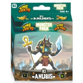 King of Tokyo - Monster Pack Anubis