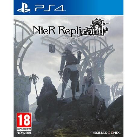 Jeu PS4 - NieR Repliquant