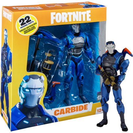 Figurine Fortnite - Carbide