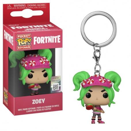 Pocket Pop Keychain Fortnite - Zoey