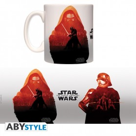 Mug Star Wars - Kylo Ren & Phasma
